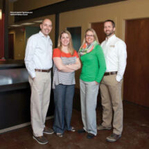 Heidi, Nathan, Heather, and Phil stepped up to take on the ownership roles of Chapman Heating and Air, becoming the third generation of the Chapman family to run this business