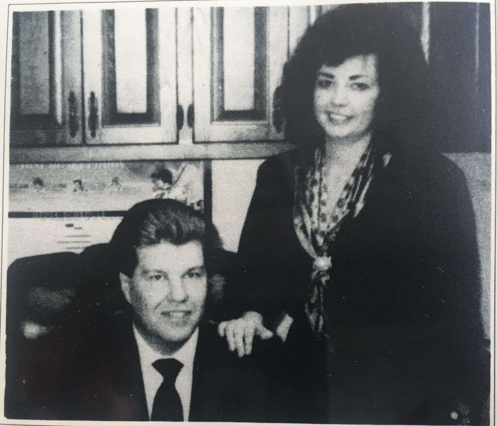Ron and Beth Chapman, the son and daughter-in-law of George and Lois, take over Chapman Heating and Air Conditioning