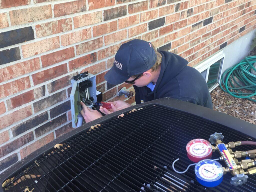 Heat Pump Replacement 1