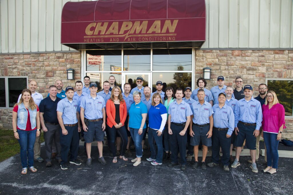 Chapman Group Photo