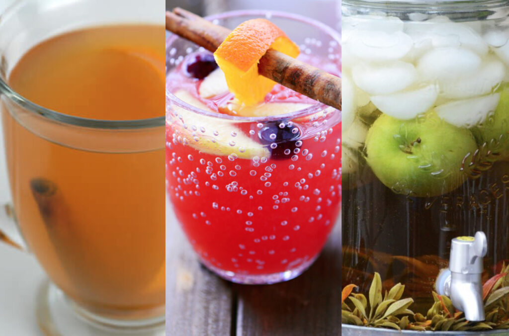Fun fall drinks chapman heating air conditioning for Fun fall drinks